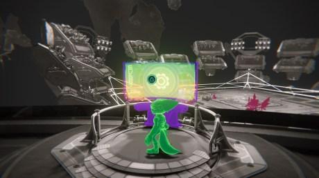 L'affichage adapté pour les joueurs malvoyants // Source : Insomniac Games