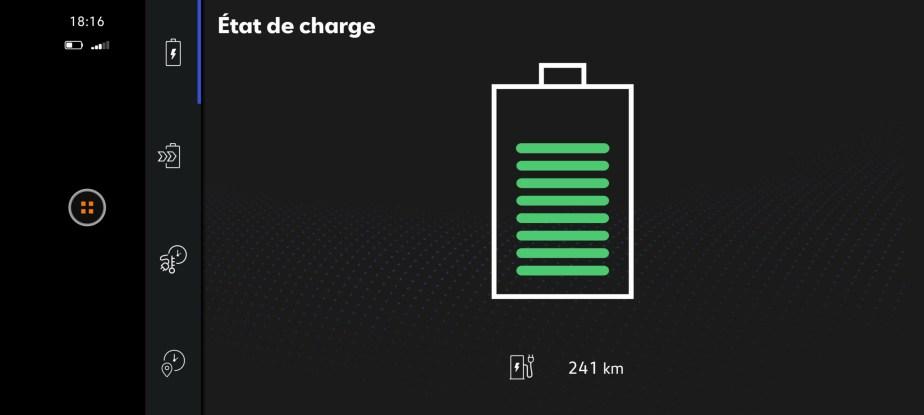 L'application Seat Drive Mii sur Android // Source : Bob Jouy pour Frandroid