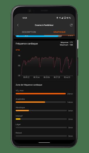 Xiaomi Mi Smart Band 6 - Mi Fit App - Run (3)