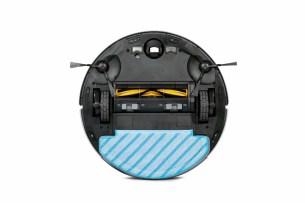 Le dessous du Deebot N8 Pro // Source : Ecovacs