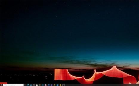 Comment masquer les icones du bureau Windows 10 03