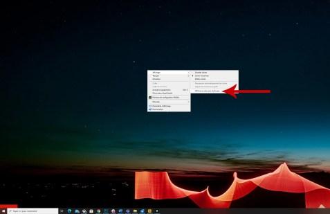 Comment masquer les icones du bureau Windows 10 04