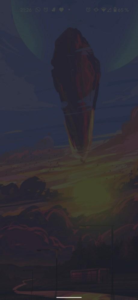 Google Pixel 5 écran verrouillé