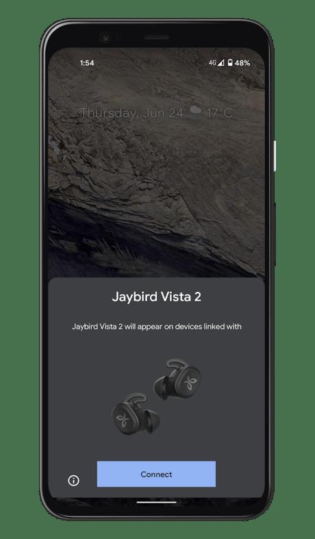 Jaybird Vista 2 - Appairage (1)