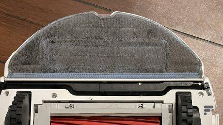 Le S7 compte un système de lavage des sols performant // Source : FRANDROID - Melinda DAVAN-SOULAS