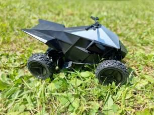 Tesla Cybertruck Hot Wheels 6