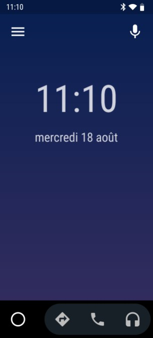 Android Auto pour mobile (1)
