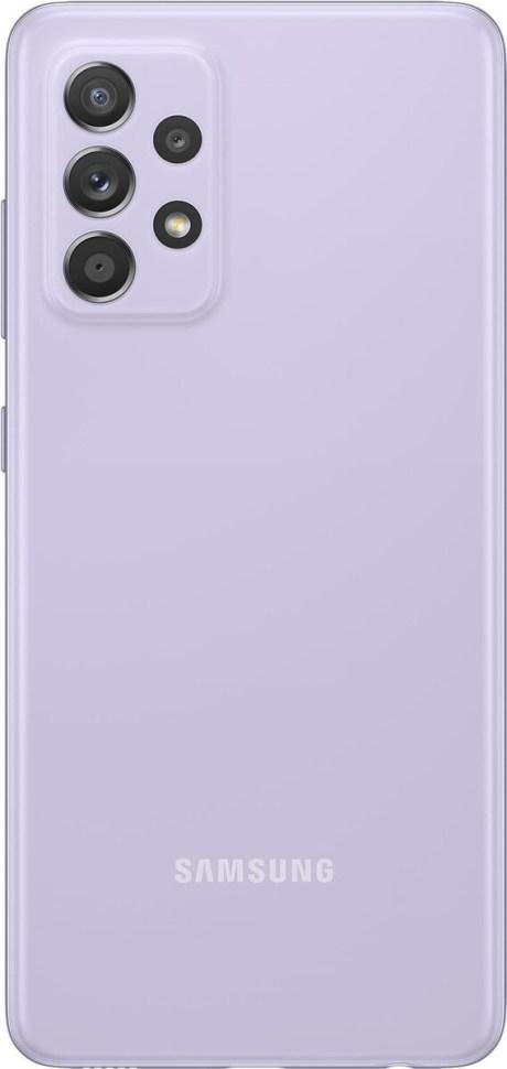 Samsung Galaxy A52s // Source : WinFuture