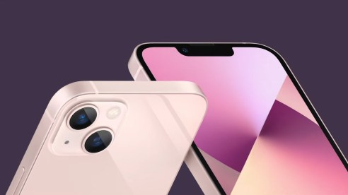 Le design de l'iPhone 13 ne change pas trop