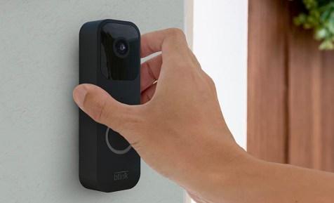 La sonnette Blink Video Doorbell veut jouer la carte de la simplicité