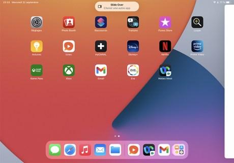 Comment gérer le multifenêtre sur iPad 03