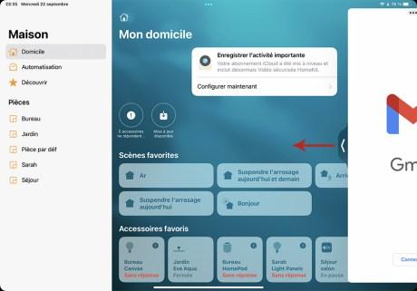 Comment gérer le multifenêtre sur iPad 06
