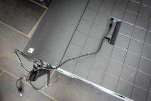 Le guidage des câbles est imparfait - Source : D. Nogueira