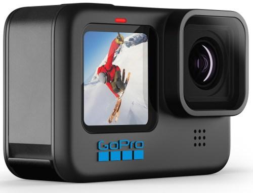 La GoPro Hero 10 Black