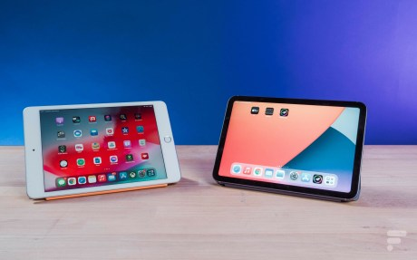 L'iPad mini 5 et l'iPad mini 6 // Source : FRANDROID - Anthony WONNER