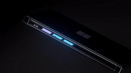 #MicrosoftEvent Live 30-25 screenshot