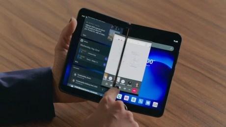 #MicrosoftEvent Live 35-12 screenshot