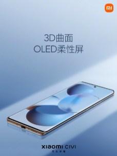 Xiaomi Civi-4