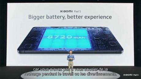Xiaomi Lancement de produits Septembre 2021 1-32-26 screenshot