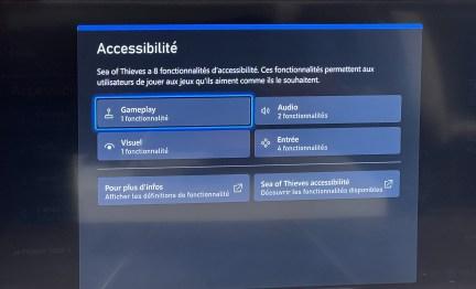 Les fonctions disponibles dans un jeu Xbox sont désormais indiquées // Source : Frandroid
