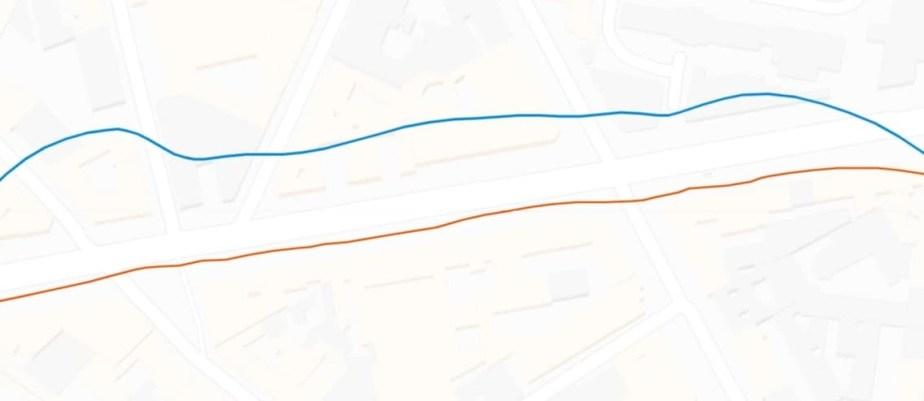 Fitbit Charge 5 - Ratés du GPS (en bleu) (1)
