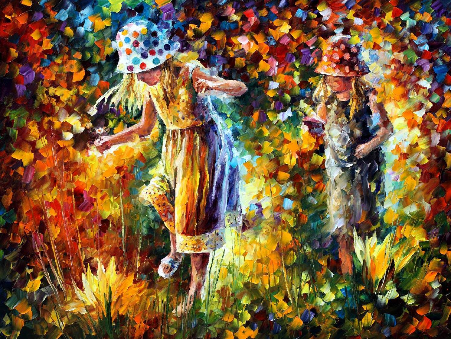30 Oil Paintings