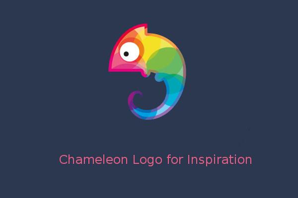 15 Inspirational Chameleon Logo Designs FreeCreatives