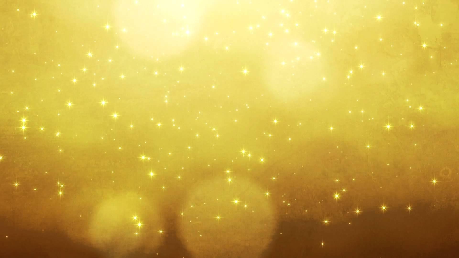 20+ Gold Glitter Backgrounds