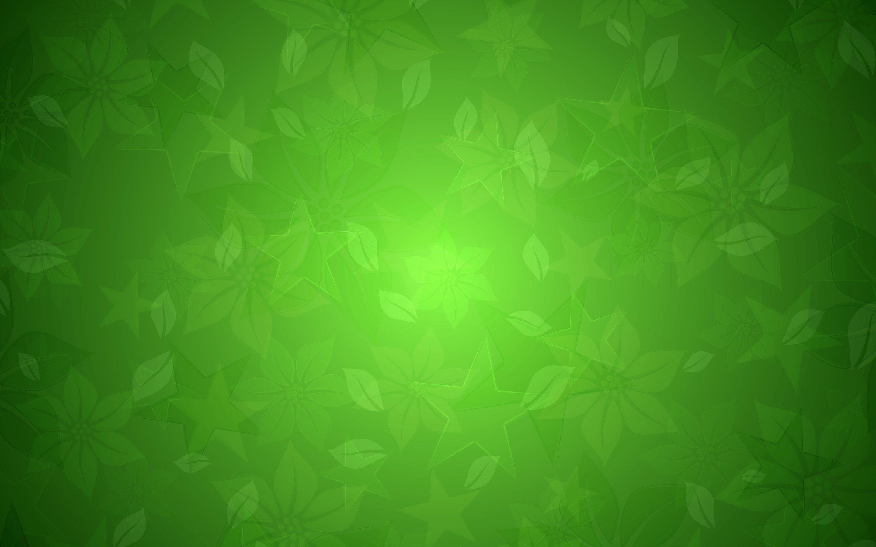 10 High Res Beautiful Green Floral Wallpaper Patterns