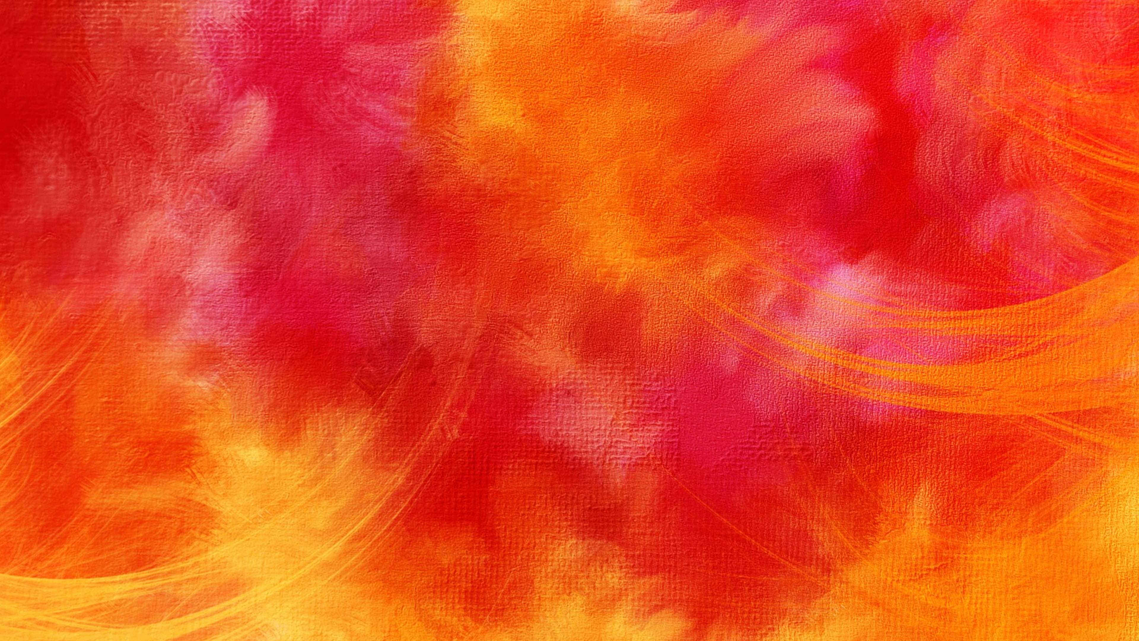 Wallpaper Orange Galaxy Tumblr