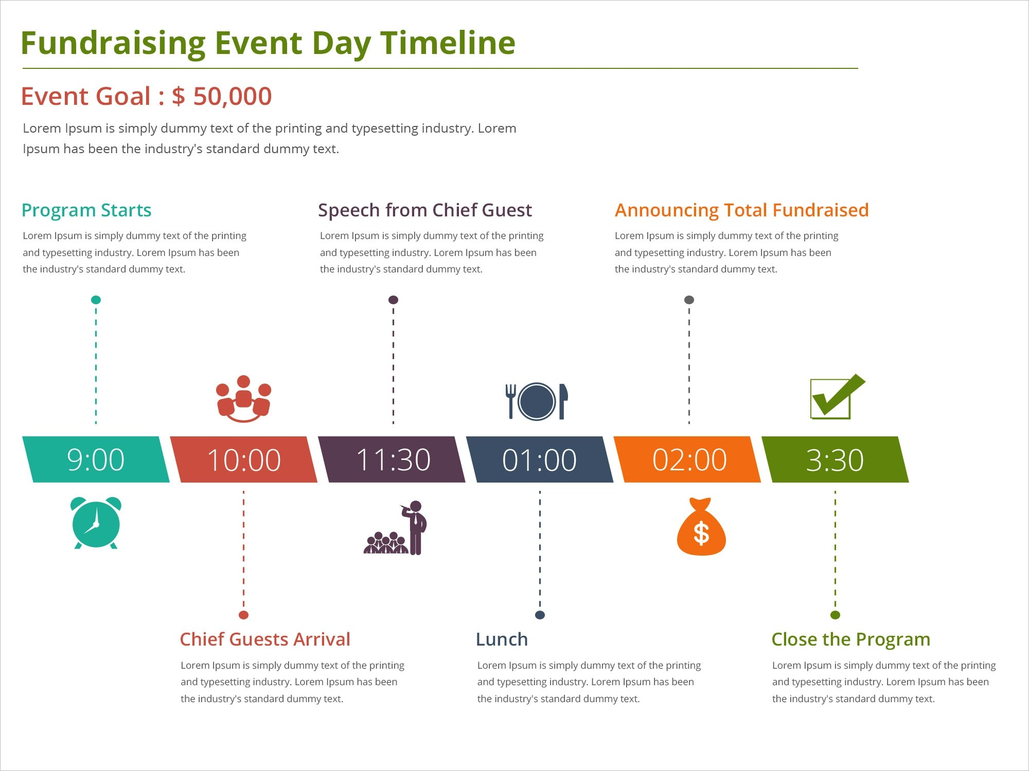 Free Timeline Template Designs