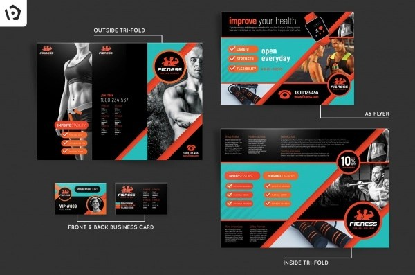 21 Training Brochure Templates PSD Vector EPS JPG Download FreeCreatives