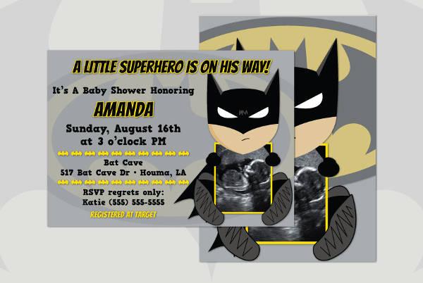 batman invitation designs in vector eps