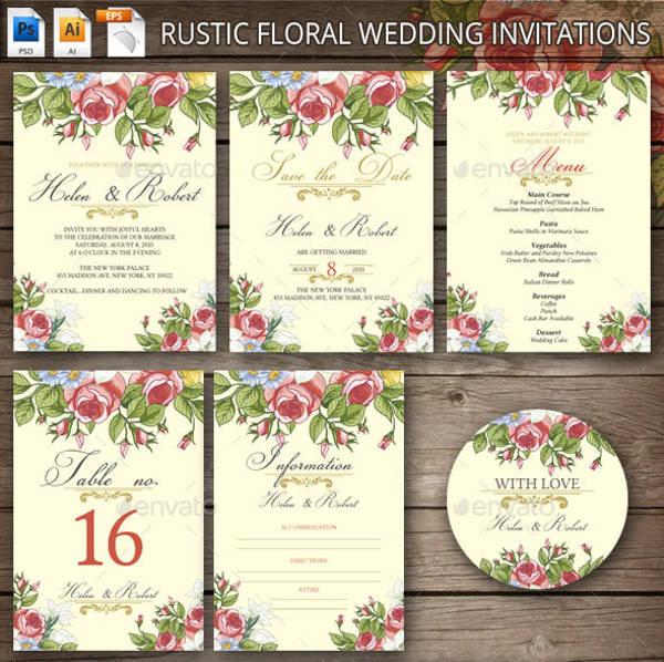 Cheap Wedding Invitations All One