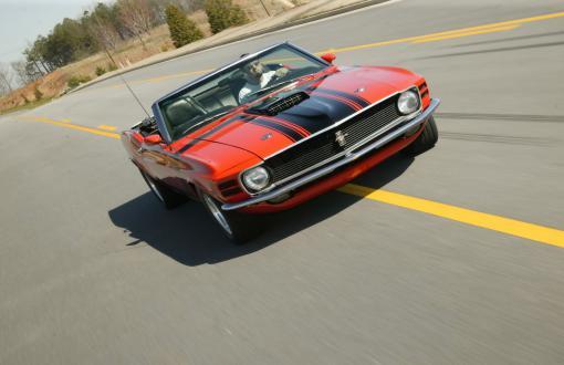 Mustang Full HD Wallpapers