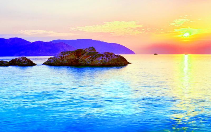 HD Rising Sun Wallpaper Download Free 88139