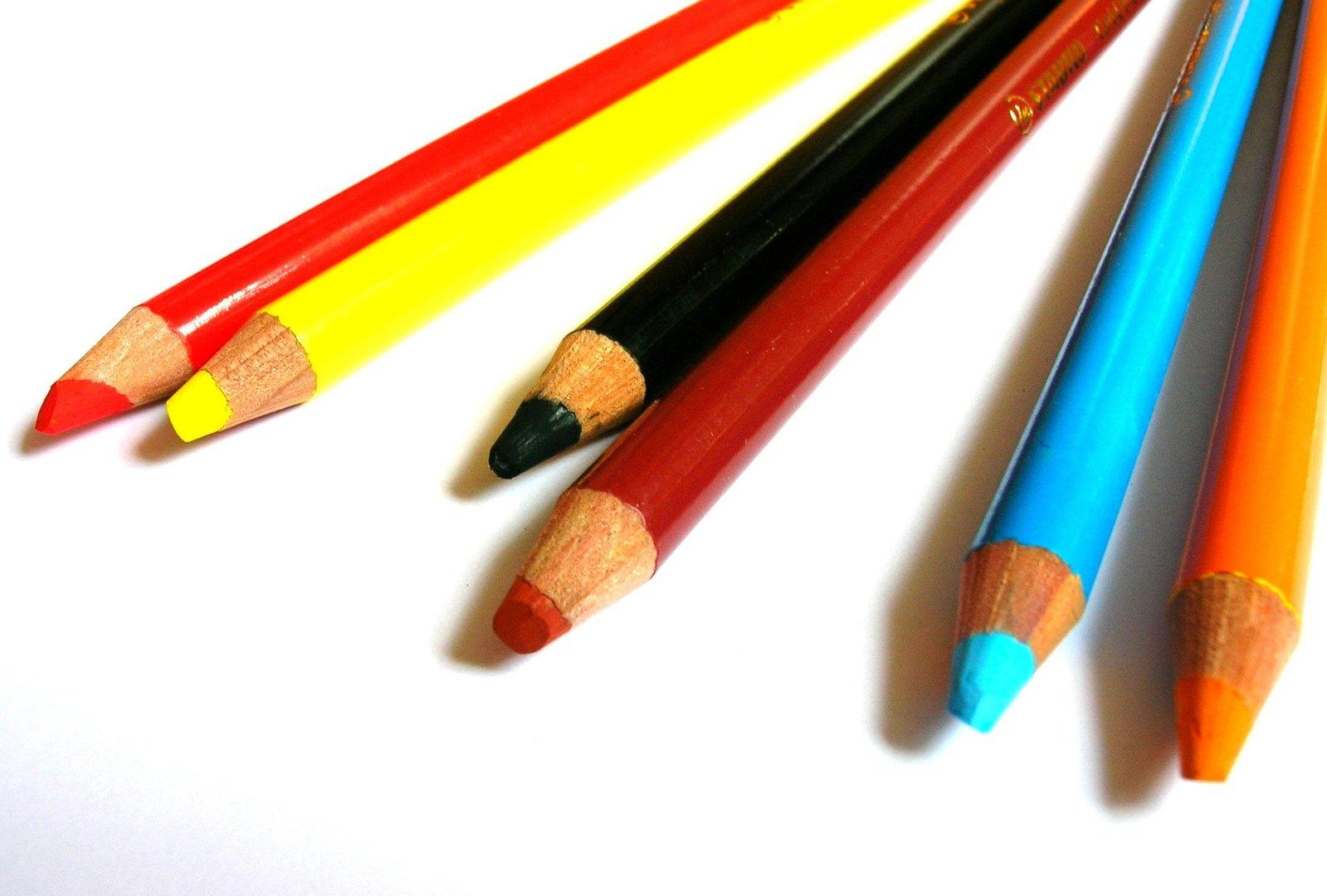 Free My Pencils 3 Stock Photo