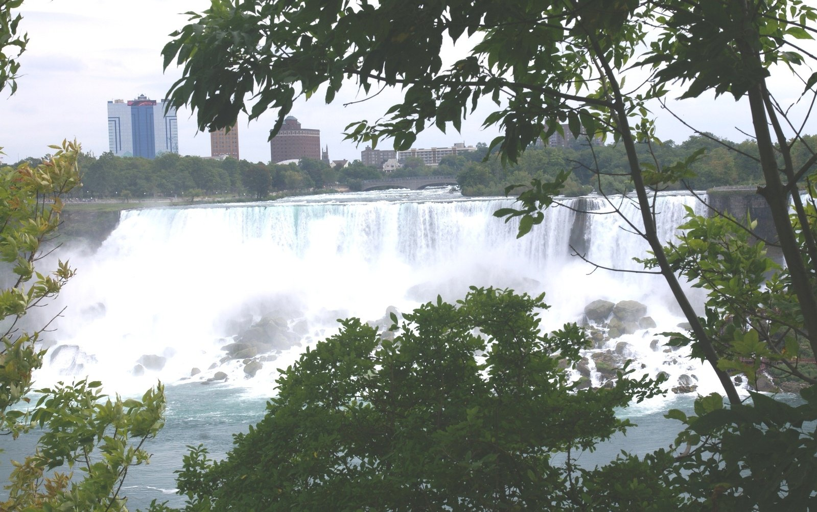 Free Niagara Falls Stock Photo