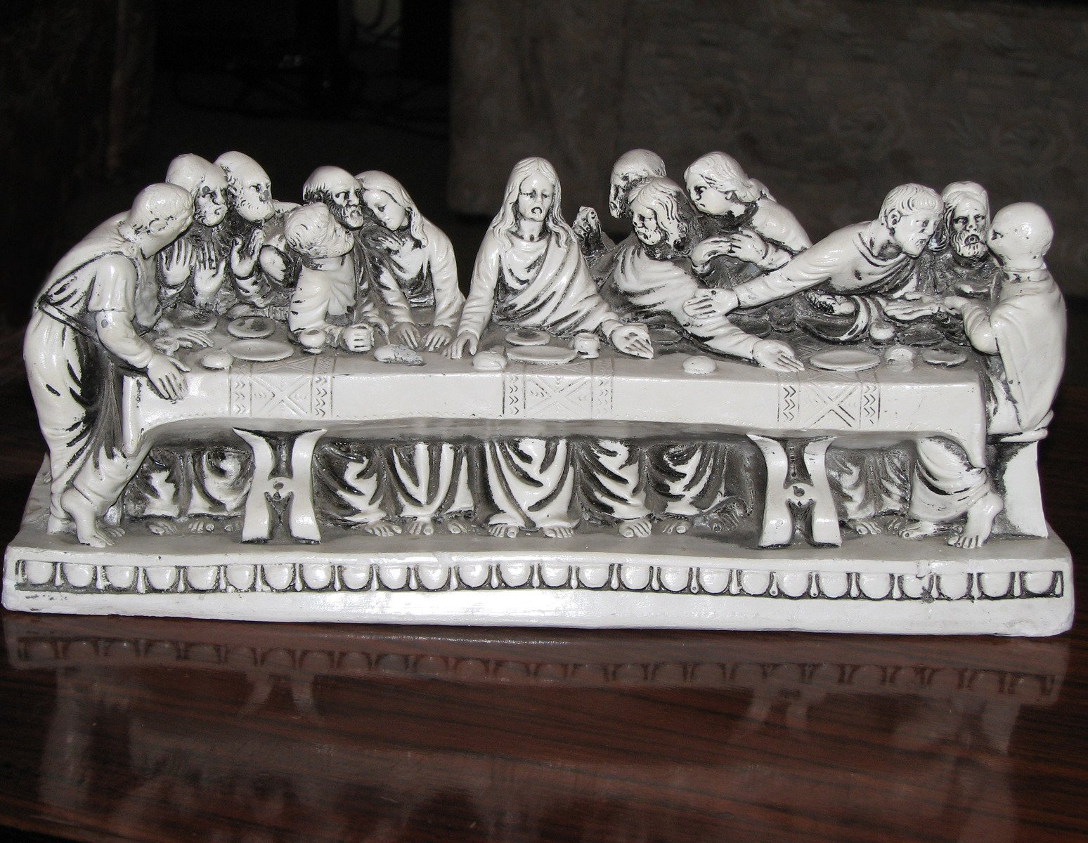 Free The Last Supper Stock Photo