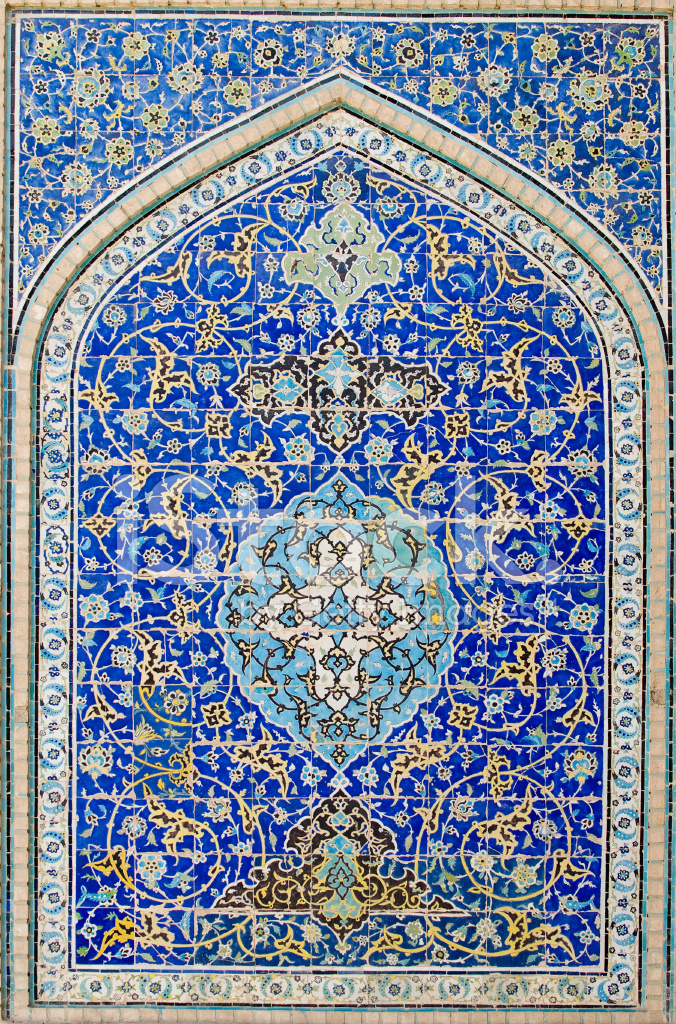Image result for mezquita de isfahan azulejos images