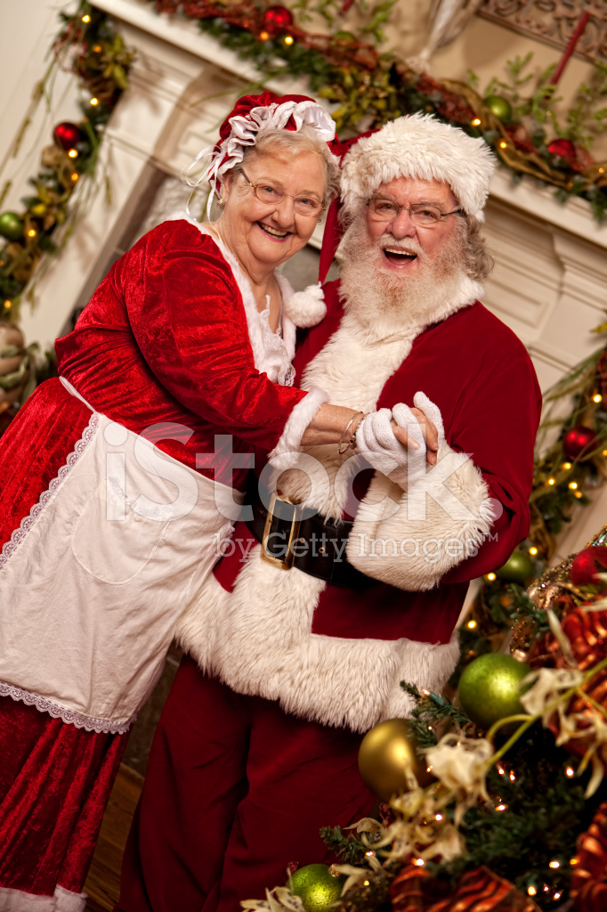 Pictures Of Real Santa Dances With Claus Stock Photos