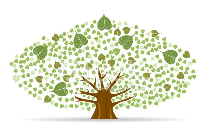 Tree Face Decor Outdoor Decor