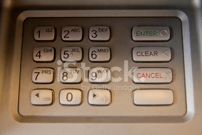 What Atm Security Code