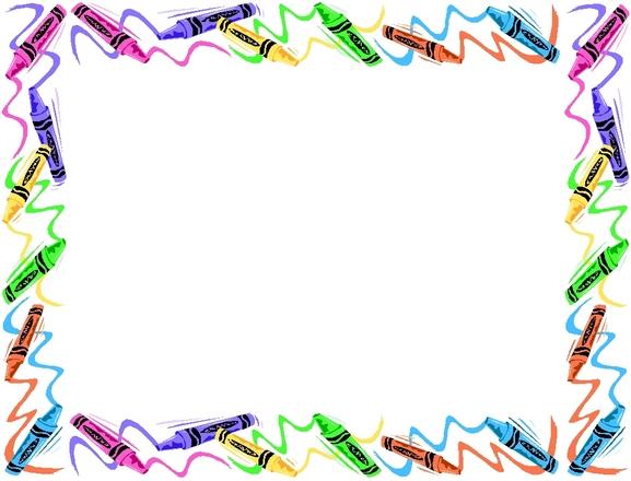 Crayon Template Printable