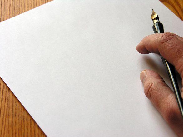handwriting-blank