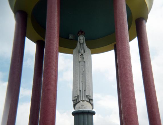 trono de Fatima