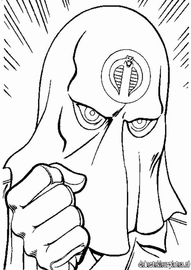 gijoe4  printable coloring pages