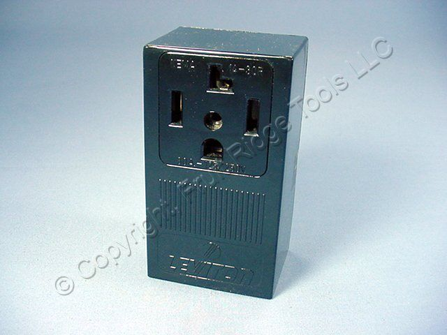 Leviton Power Outlet Dryer Receptacle 4 Wire NEMA 14-30