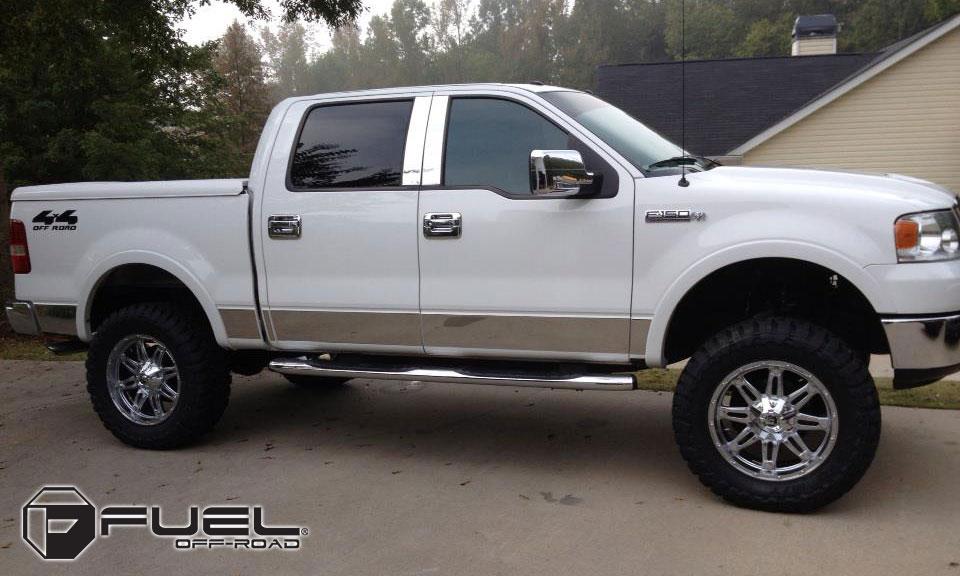 150 Wheels Ford Hostage F Fuel