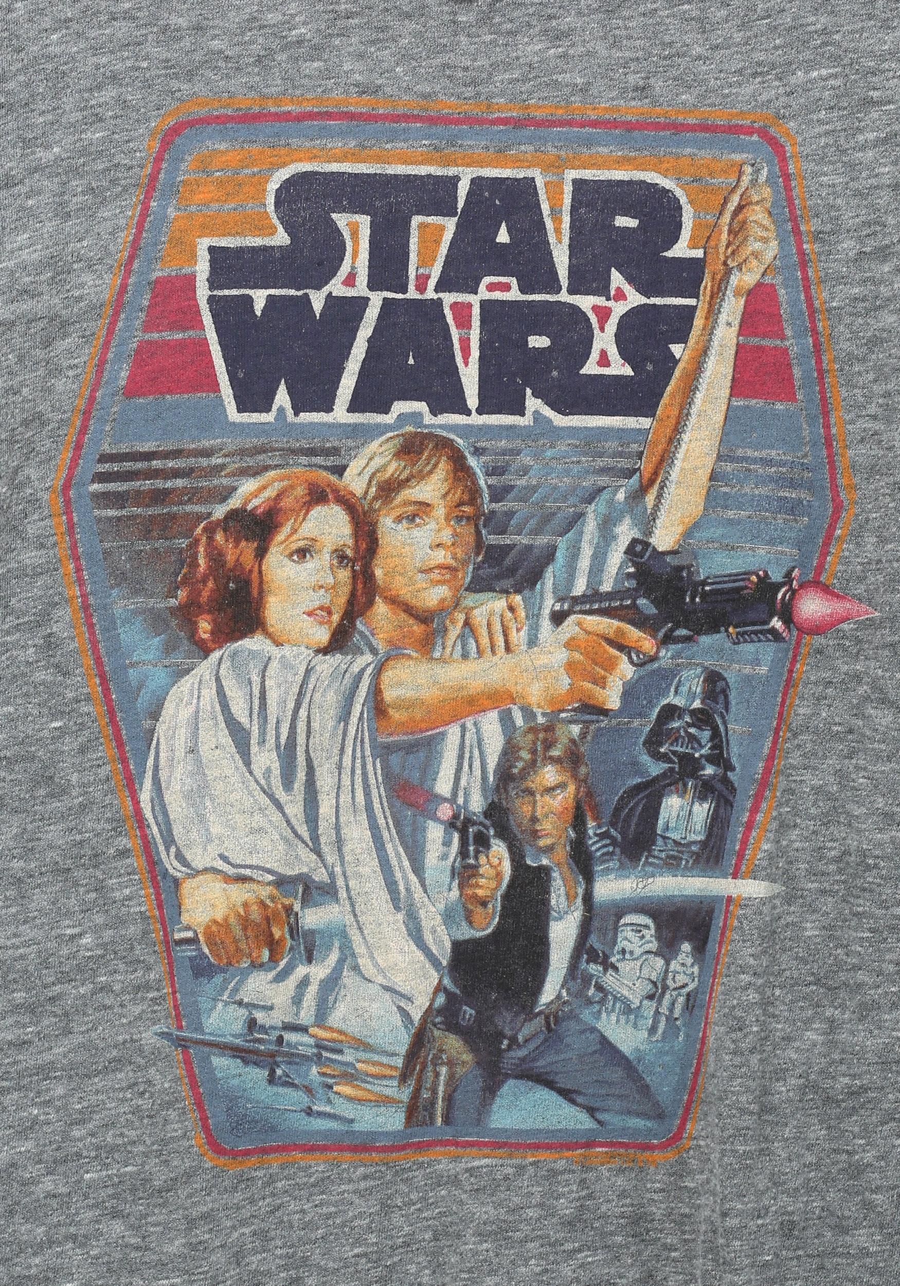Men S Junk Food Star Wars Steel T Shirt